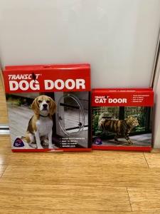 Pet-doors